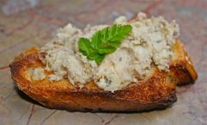 Toasts de Sardines