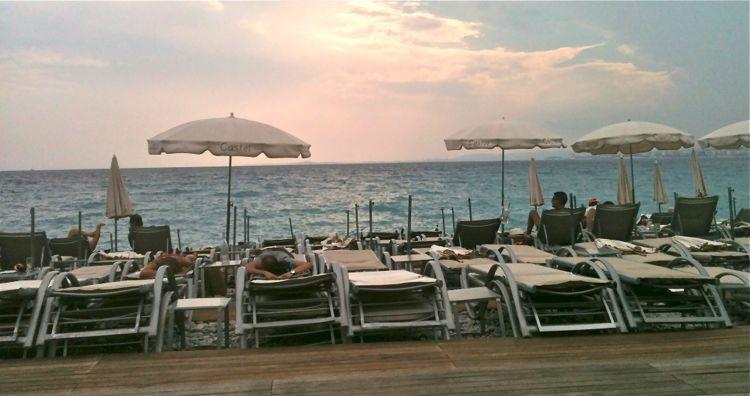 Memories of the Cote d'Azur