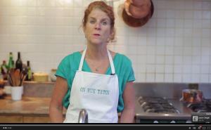 Washing Lettuce Video