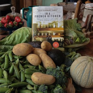 In a French Kitchen  Book Tour
