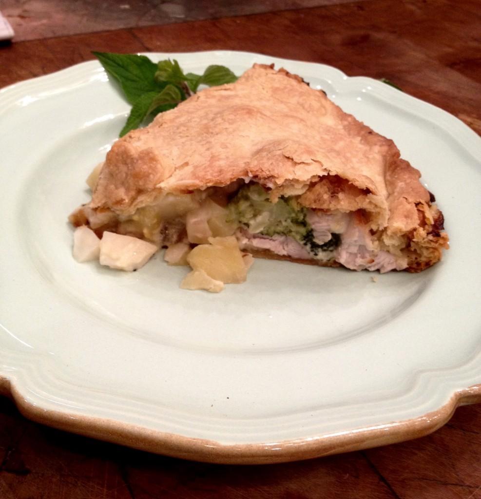 Chicken Pot Pie à la Francaise
