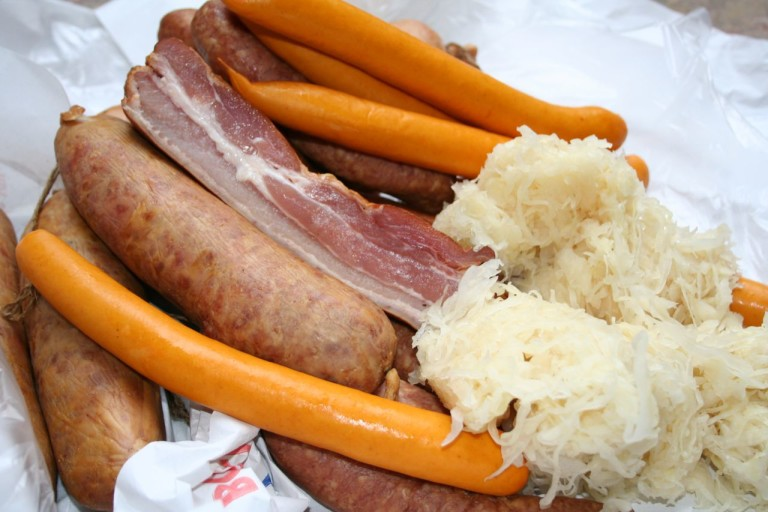 CHOUCROUTE WITH PORK