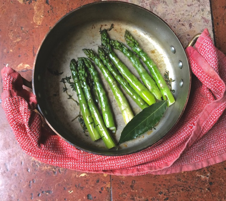 Asparagus is Back!