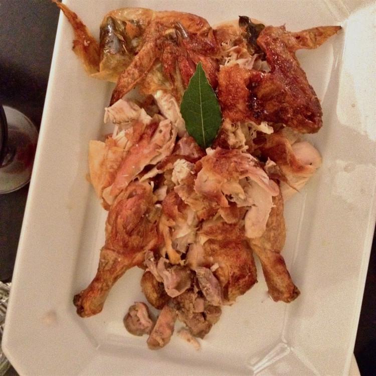 Roast Chicken Antidote
