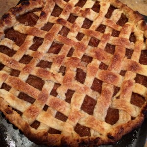 Apple Honey Tart