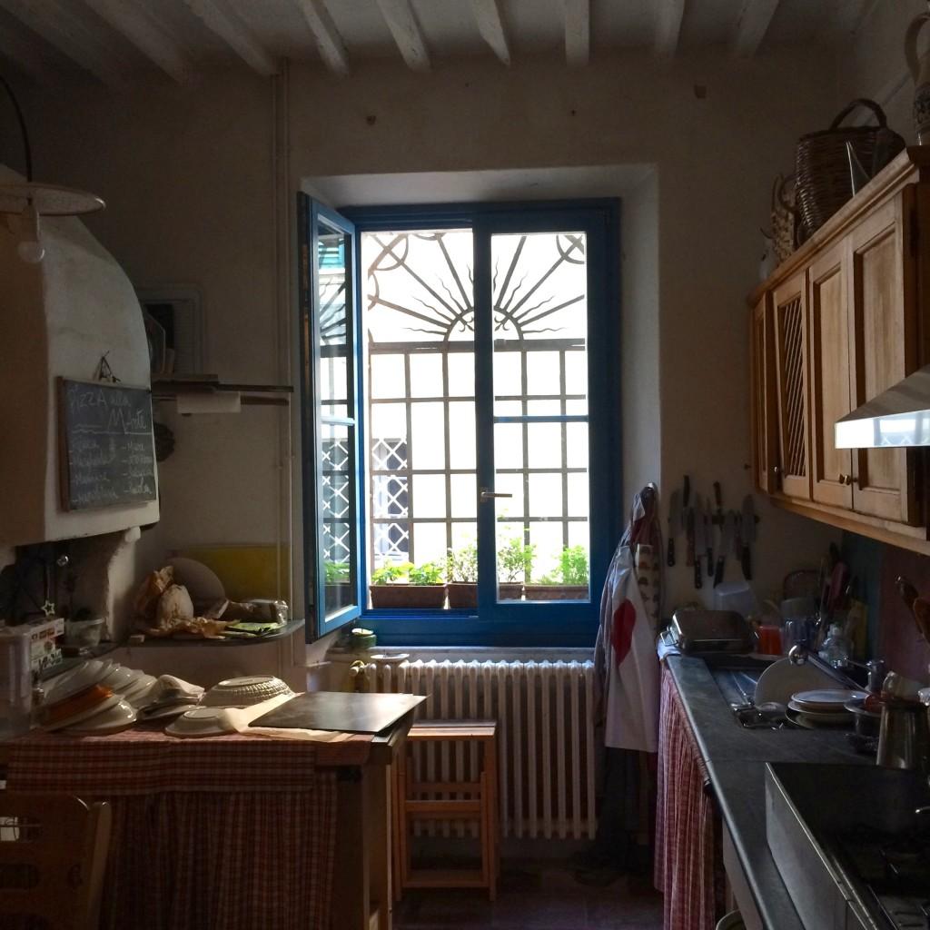 Kitchen window, Monteggiori