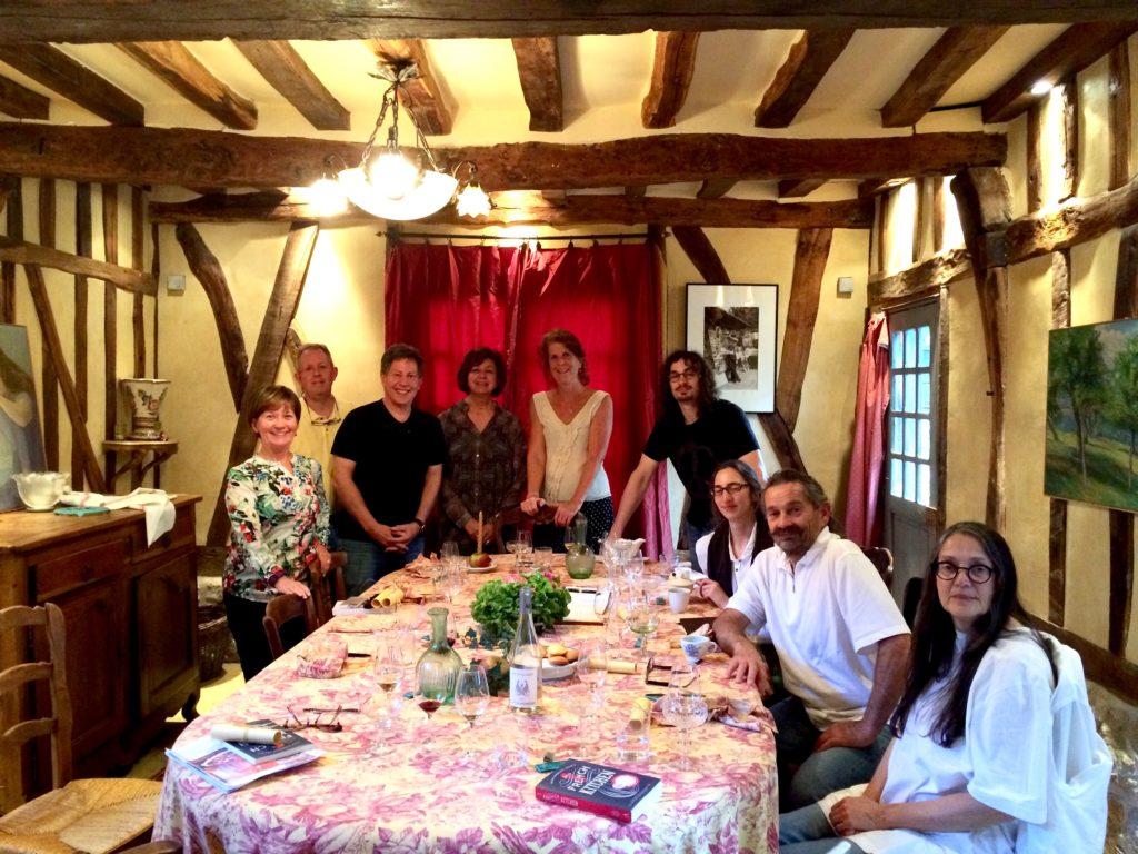 Happy Eaters at On Rue Tatin