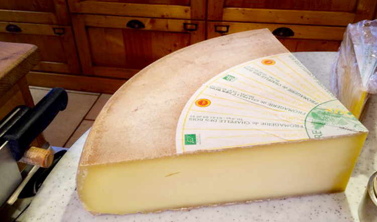 Comté – the Queen of French Cheese