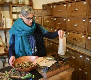 La Maison des Simples – a Perfect Herb Store