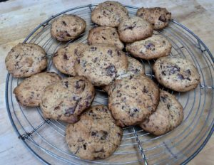 Chocolate Chip Cookies, With a Difference