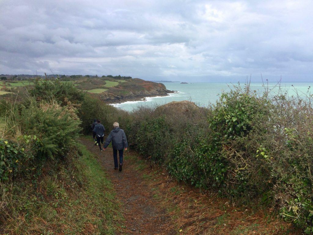 Brittany trail