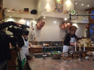 France 3 Television Comes to On Rue Tatin (And Stays for Supper)