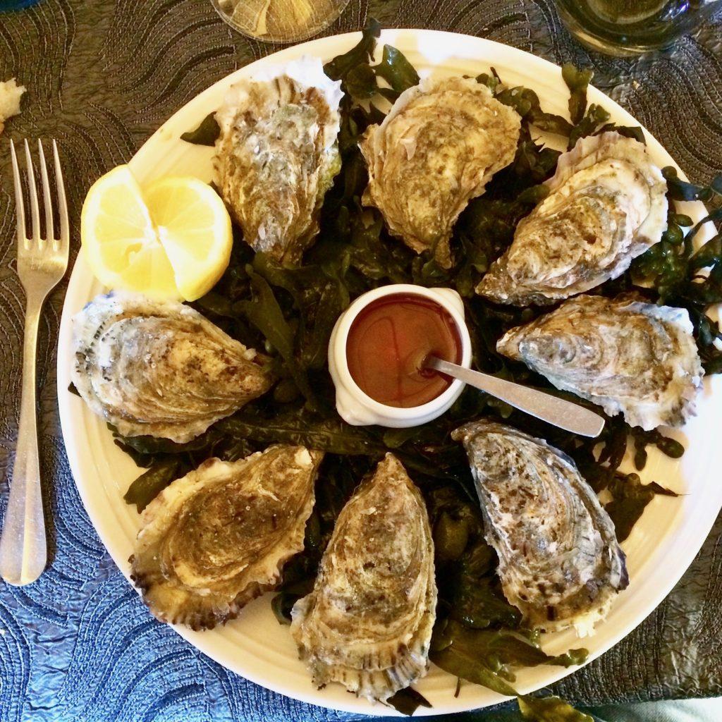 Breton Oysteres