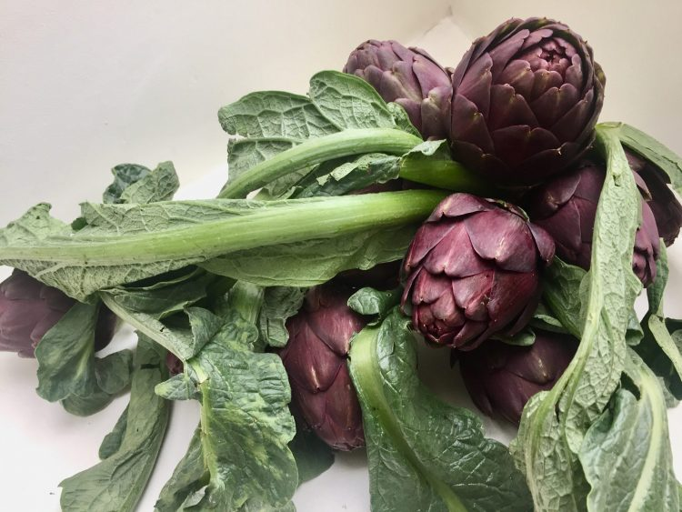 Local Artichokes, Or Are They?